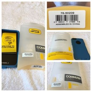 Otter box 🆕commuter for iPhone 6 Plus